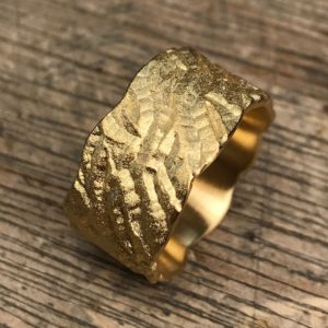 Ring Altgold